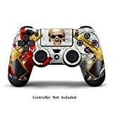 247Skins - Sticker de Protection pour Manette PS4 PlayStation 4 Sony - Ghost Ops