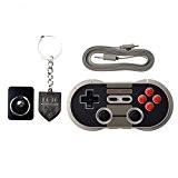 8Bitdo NES30 Wireless Controller Pro pour Android / iOS / PC / Mac