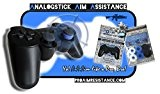 AAA-Shocks: Analogstick Aim Assistance (Amortisseur pour les Jeux FPS - Made in Switzerland) Veterans Edition STARTER Kit pour PlayStation 3
