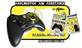 AAA-Shocks: Analogstick Aim Assistance (Amortisseur pour les Jeux FPS - Made in Switzerland) Veterans Edition STARTER Kit pour Xbox 360