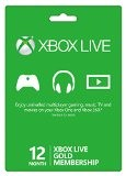 Abonnement Xbox Live Gold 12 mois [import europe]