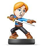 "Amiibo Version d'Épée de Mii ""Amiibo Mii Sword version""(Super Smash Bros. Brawl Series)pour Nintendo Wii U, Nintendo 3DS JEU de ..."