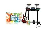 Band Hero + guitare + batterie + micro