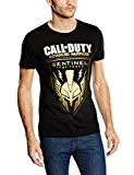 Call of Duty : Advanced Warfare - Black Gold Sentinel T-Shirt - Size M  [import anglais]