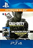 Call of Duty: Infinite Warfare - Season Pass DLC [Code Jeu PS4 - Compte français]