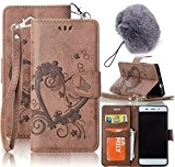 Case Huawei Ascend Y635 Protection Coque Huawei Ascend Y635 Etui Huawei Ascend Y635 Housse Vandot Ultra Slim Portefeuille PU Cuir ...