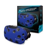 Casque VR - Housse Protection - Silicone - Bleu - HTC Vive