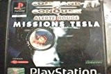 Command Conquer Mission Tesla