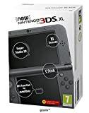 Console New Nintendo 3DS XL - métallique noir