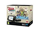 Console Nintendo Wii U 32 Go noire - 'The Legend of Zelda : Wind Waker HD' - édition limitée premium ...