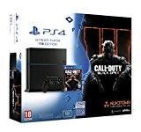 Console PlayStation 4 1 To Jet Black + Call of Duty : Black Ops III