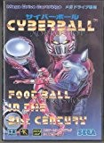 Cyberball football in the 21st - Megadrive - JAP
