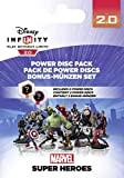Disney Infinity 2.0 : Marvel Super Heroes - Pack de Power Discs