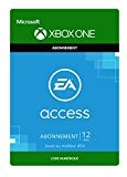 EA Access - Abonnement d'un an [Extension du Jeu] [Xbox One - Code jeu à télécharger]