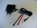 Eaxus - Alimentation Chargeur Secteur pour Console Nintendo 2DS - 3DS - 3DS XL - DSi