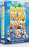 Family Fun Pack II : Worms 3D - GhostMaster - Rayman 3 - Zombinis