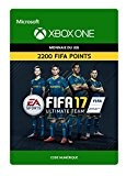 FIFA 17 Ultimate Team - 2200 Points FIFA [Xbox One - Code jeu à télécharger]