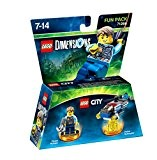 "Figurine ""Lego Dimensions"" - LEGO City - Fun Pack"