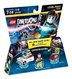 Figurine 'Lego Dimensions' - Peter Venkman - Ghostbusters : Level Pack