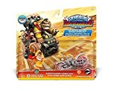 Figurine Skylanders : Superchargers - Dual Pack - Turbo Charge Donkey Kong + Barrel Blaster