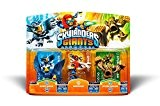 Figurines Skylanders : Giants - Sonic Boom + Sprocket + Stump Smash