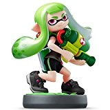 Fille d'amiibo [citron vert] (série de Splatoon)  Nintendo WiiU/ 3DS[restriction de quantité] / amiibo Girl [lime green] (Splatoon series) Nintendo WiiU/ 3DS [quantity ...