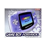 Game Boy Advance Glacier