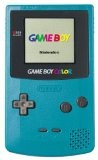 Game Boy Color Bleu Requin
