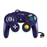 GameCube Classic Controller USB Purple for PC/MAC RetroLink [import anglais]