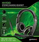Gioteck XH100 Micro Casque Gaming Stéréo pour Xbox One- vert