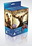 God Of War : Ascension + Manette PS3 Dual Shock 3 - rouge - grenat