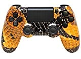 """""""Gold Dragon""""PS4 Rapid Fire Modded Controller for COD Black Ops3, Infinity Warfare, AW, Destiny, Battlefield: Quick Scope, Drop Shot, Auto ..."""