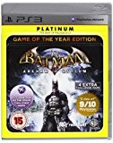 [Import Anglais]Batman Arkham Asylum Game Of The Year Edition (GOTY) Game (Platinum) PS3