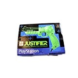 JUSTIFIER KONAMI PLAYSTATION