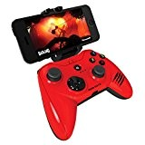 Manette mobile micro c.t.r.l.I pour ipod, iphone et ipad - Rouge - Taille Micro