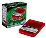 Memory Card 1 MB rouge