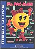 Ms Pac Man - Megadrive - PAL