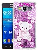 Nnopbeclik [Coque Samsung Galaxy Grand Prime Silicone] Paillettes Briller Style Backcover Doux Soft Housse pour Samsung Galaxy Grand Prime Coque ...