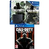 Pack Console PS4 1 To Slim + Call of Duty : Infinite Warfare + Modern Warfare Remastered + Call of ...