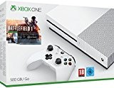 Pack Console Xbox One S 500 Go + Battlefield 1