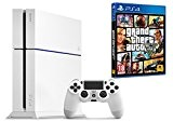 Pack PlayStation 4 blanche 500 Go + GTA V