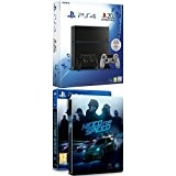 Pack PS4 1To + 2ème manette anniversaire + Need for Speed + Steelbook