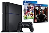 Pack PS4 1To + Call of Duty Black Ops III + Fifa 16