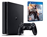 Pack PS4 Slim 500 Go + Battlefield 1
