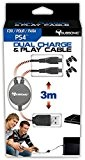 Play & Charge Kit pour PS4