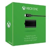 Play & Charge Kit pour Xbox One - noir