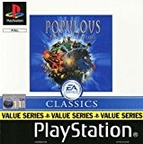 Playstation 1 - Populous 3 - The Beginning