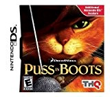 Puss N Boots  (Nintendo 3DS)