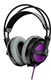 SteelSeries Siberia 200- Casque Gaming- Micro Rétractable- Logiciel de configuration- (PC / Mac / Playstation / Mobile) -  Sakura ...
