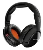 SteelSeries Siberia 800 Casque Gaming sans fil avec Son Dolby surround 7.1 pour PC/Mac PS3/4 Xbox 360 and Apple TV